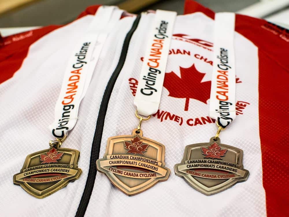 2014 Canadian Junior & U17 Track Championships at Burnaby Velodrome.