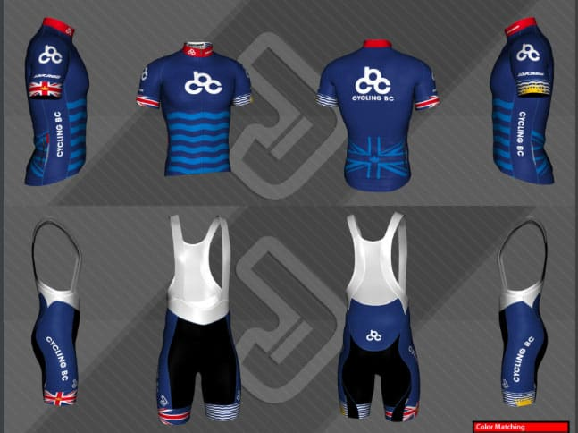 Cycling BC Kit from Jakroo  06ebd1586