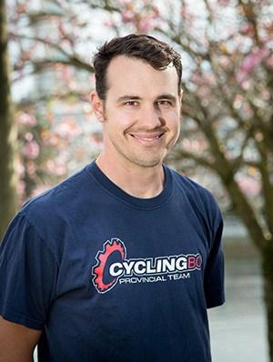 Adam Muys - BMX Coach