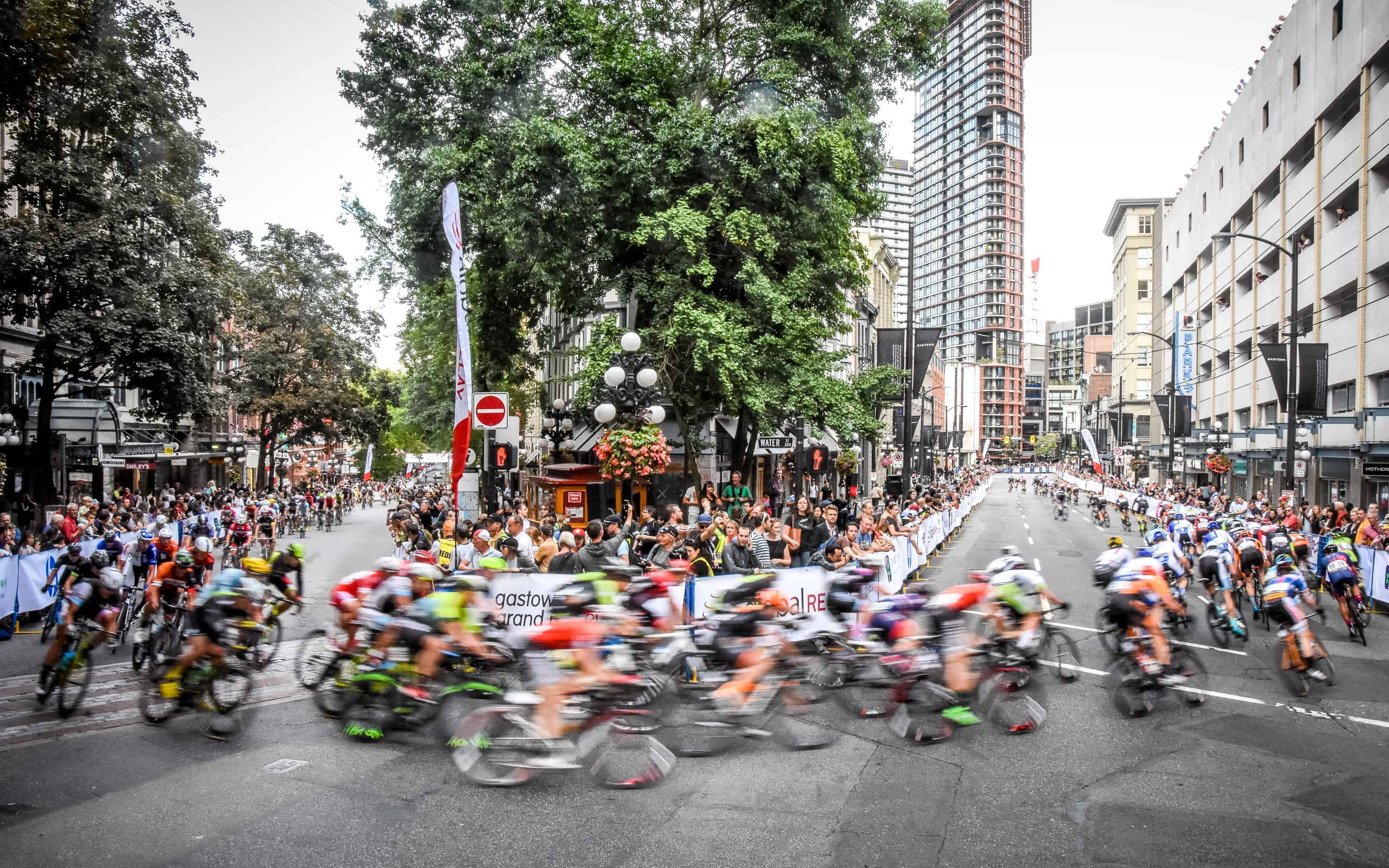 gastown grand prix cycling