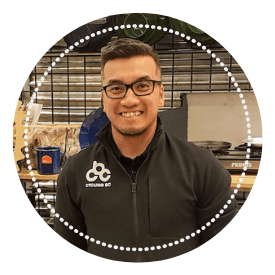 Jerrick Barroso - Communications Manager