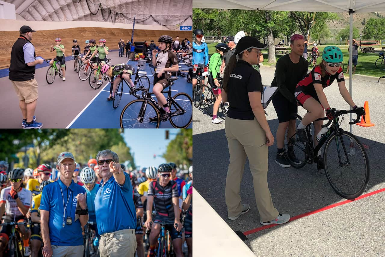 Road and Track Commissaires