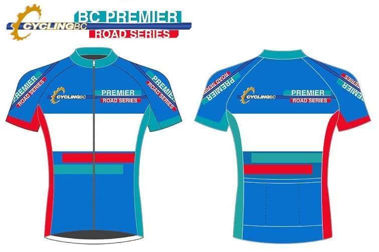 points leaders region jersey