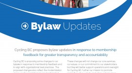 Cycling BC proposes bylaw updates_short1