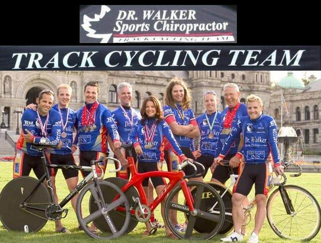 Dr. Walker Track Cycling Team