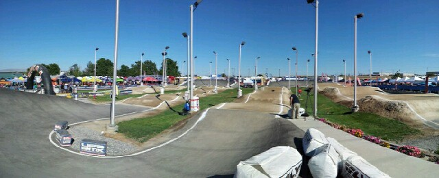 A look at the track