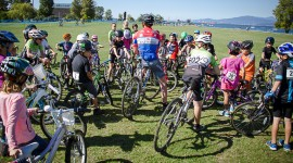 Vanier Park Cyclocross iRide event. Photo by Scott Robarts.